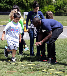 NFL Play 60 Event