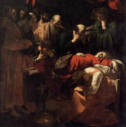 Смъртта на Дева Мария (1604г. - 1606г.) | by nnnnikkkk