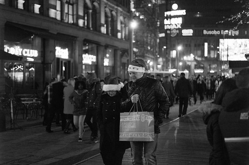 Christmas in the bag | by RobertMPoole