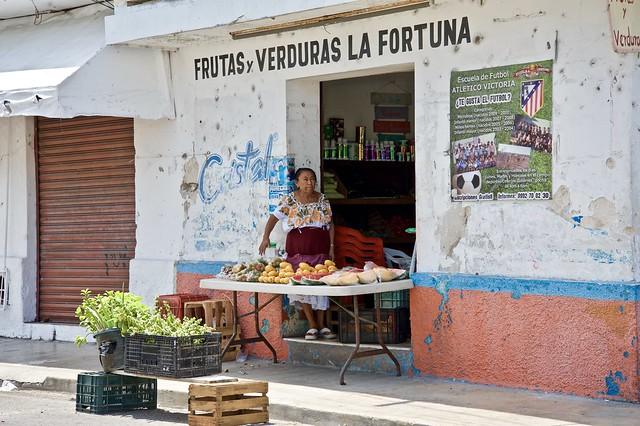 Frutas y Verduras La Fortuna