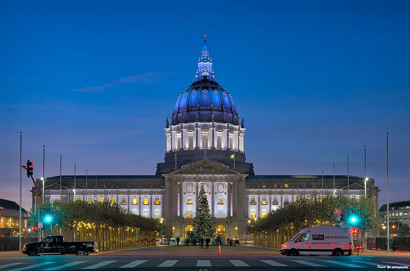 City Hall San Francisco 2017