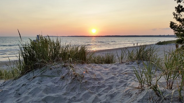 Un Coucher De Soleil à Outlet Beach. 2017 08 15 19:56.33