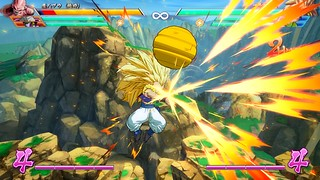 Gotenks_Ultimate Z Attack_Charging Ultra Volleyball_A_11_21_17 | by Gamers nGeeks
