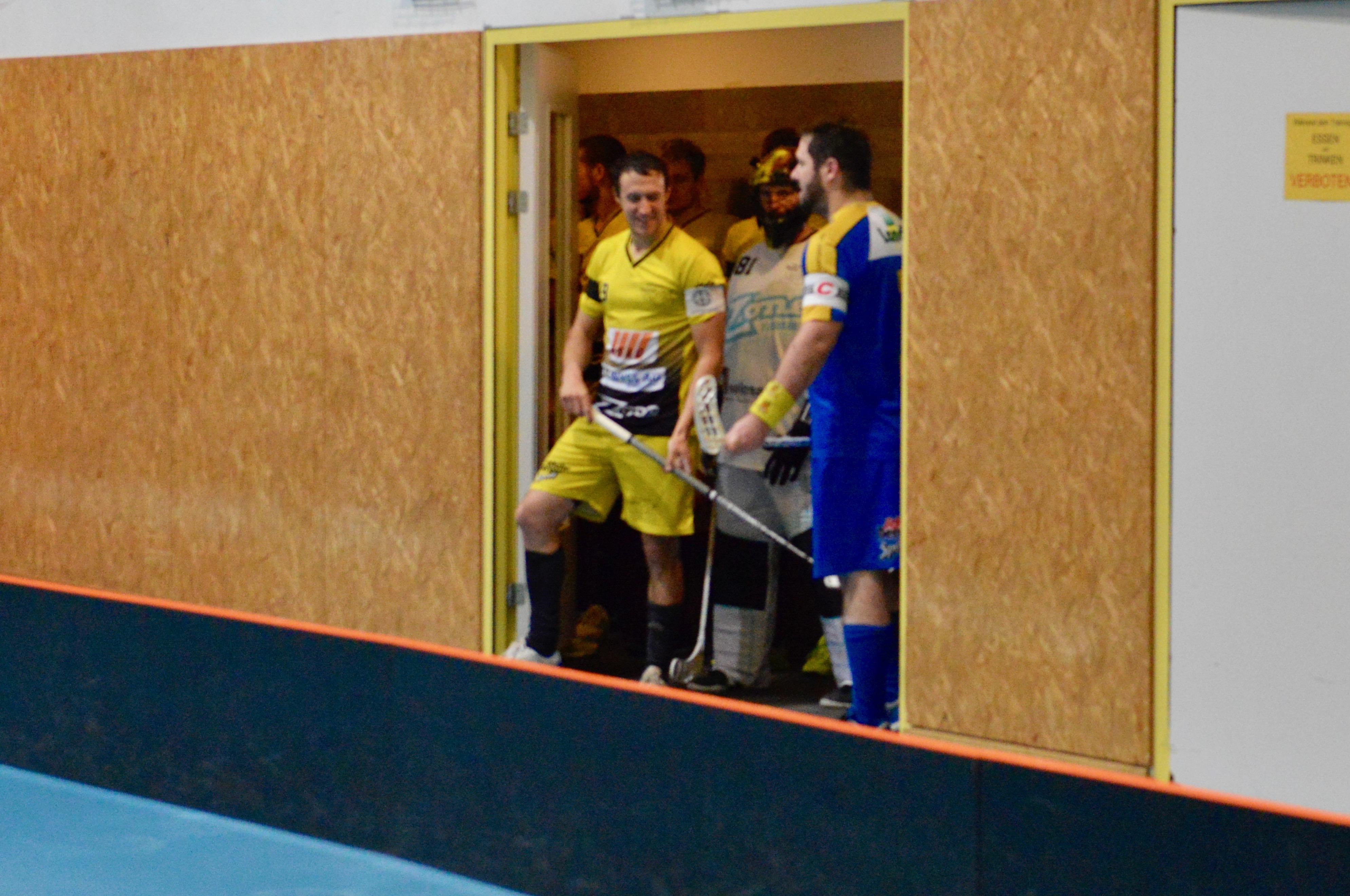 Herren I - Lions Konolfingen Saison 2017/18