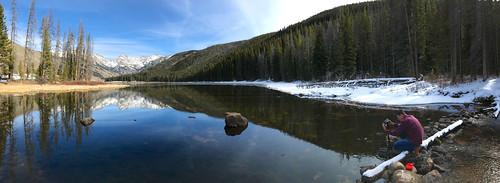 iphone7backcamera399mmf18 vail co pineylake mountain lake