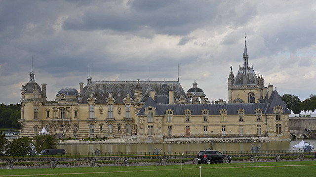 2015.09.05.049 CHANTILLY - Le château