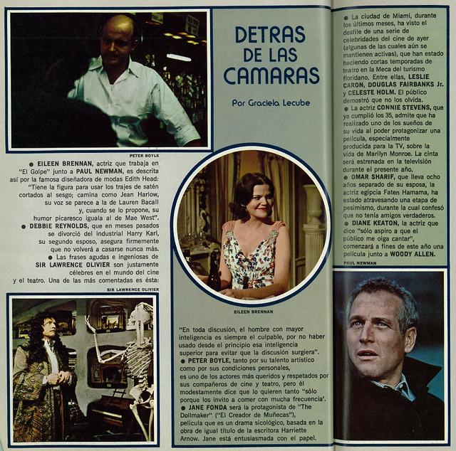 1974 Celebrity News,