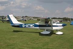 G-ATMC Cessna F.150F [0020] Sywell 020917