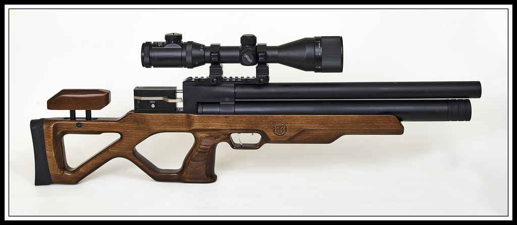 DSC02282 - Pressluftgewehr KaliberGun Cricket Minicarbine