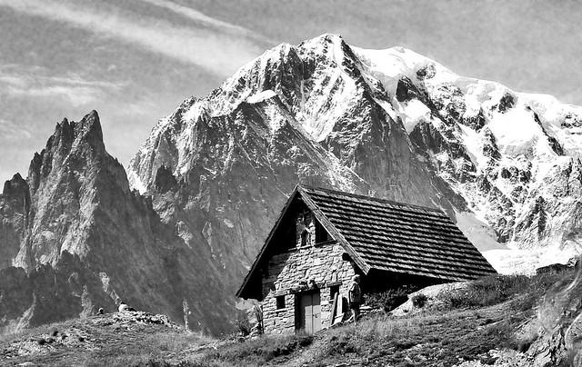 Cabaña en Aosta.