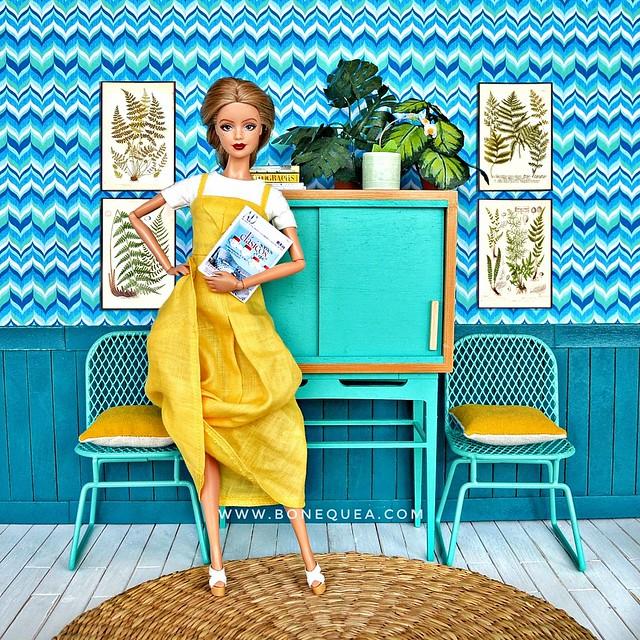 Diorama Marcia Harrys / Jonathan Adler