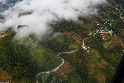 helicopter to Lukla 01 | by Valentin Groza