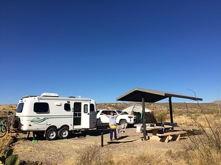 Gila Box Riverview Campground linda at the camp | by Pierre Yeremian