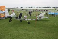 G-CKIZ Eurofly Minifox [MF01] Sywell 030917