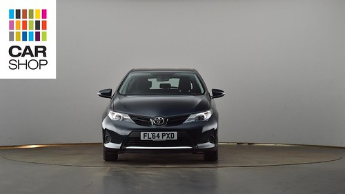 FL64PXD-used-TOYOTA-AURIS-DIESEL-HATCHBACK-1-4-D-4D-Active-5dr-Diesel-Manual-GREY-2014-XC-L-06 | by cardiffcarshopcollections