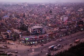 plane to Kathmandu_04 Kathmandu | by Valentin Groza
