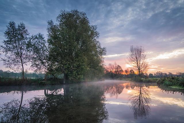 Flatford Sunrise