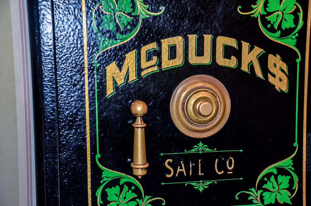 Mcducks safe MK