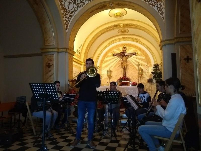 (2017-11-26) Concierto Homenaje -  Ensayo - José Vicente Romero Ripoll (04)