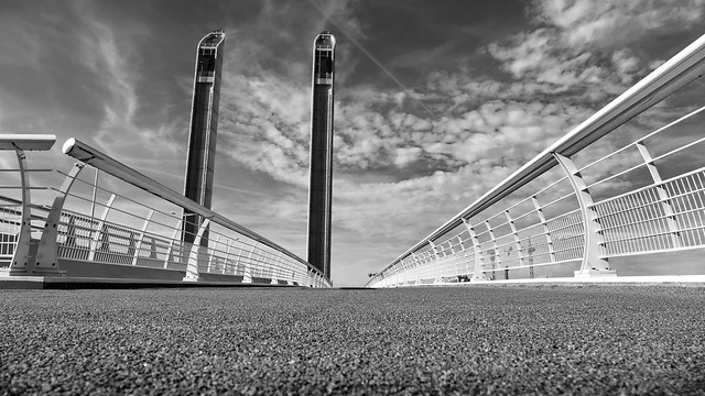 Pont Chaban-Delmas, Bordeaux [Explore #375]