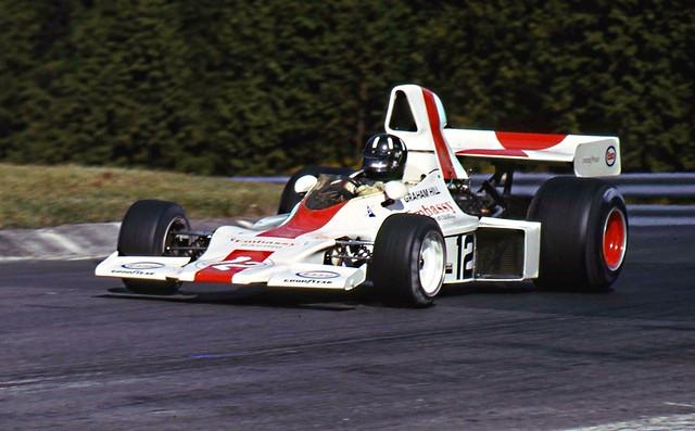 Graham Hill 1973