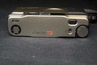 Contax T2 | by ericlwoods