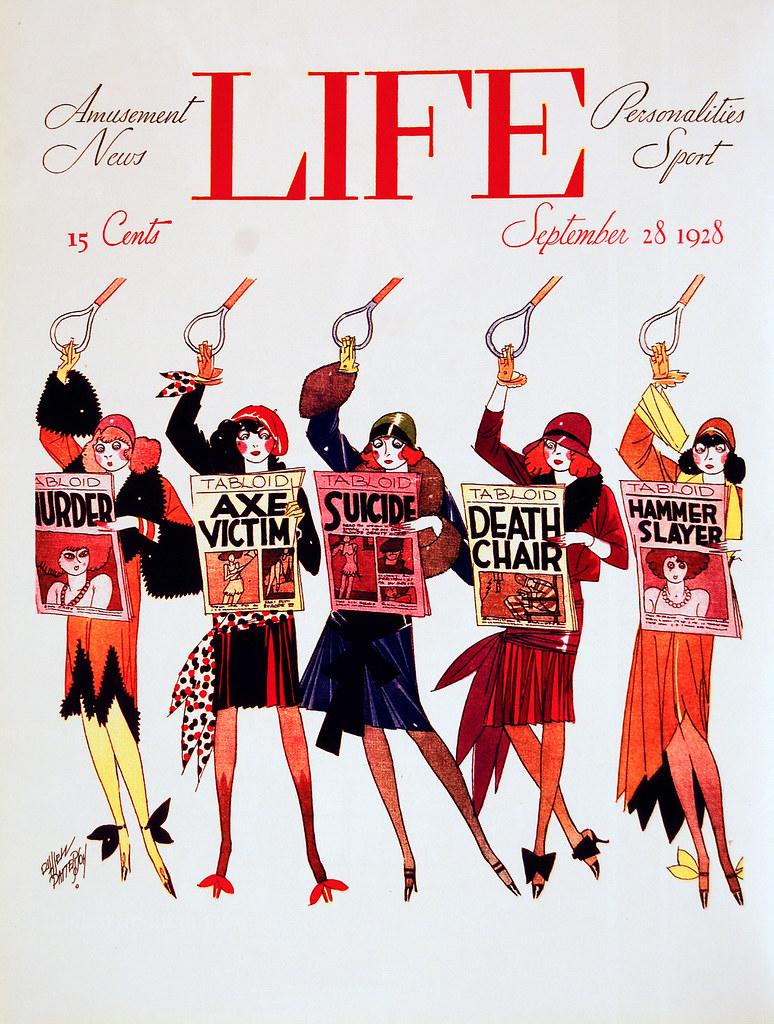 The Patriot June 30 1927 Life Magazine Prints Patterson