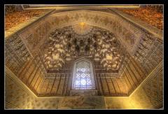 Samarqand UZ -  Gur-e-Amir Mausoleum 07