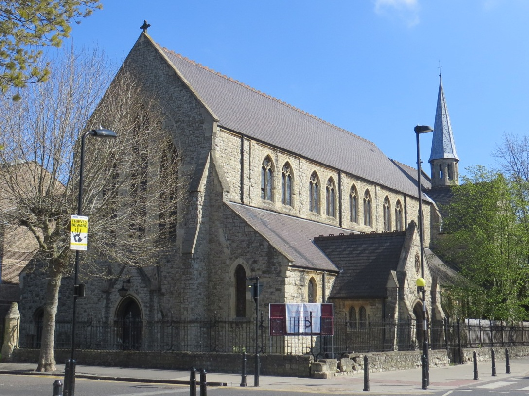 London, STOKE NEWINGTON, St Andrew