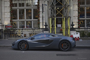 Mclaren in the city | by Dave S Campbell