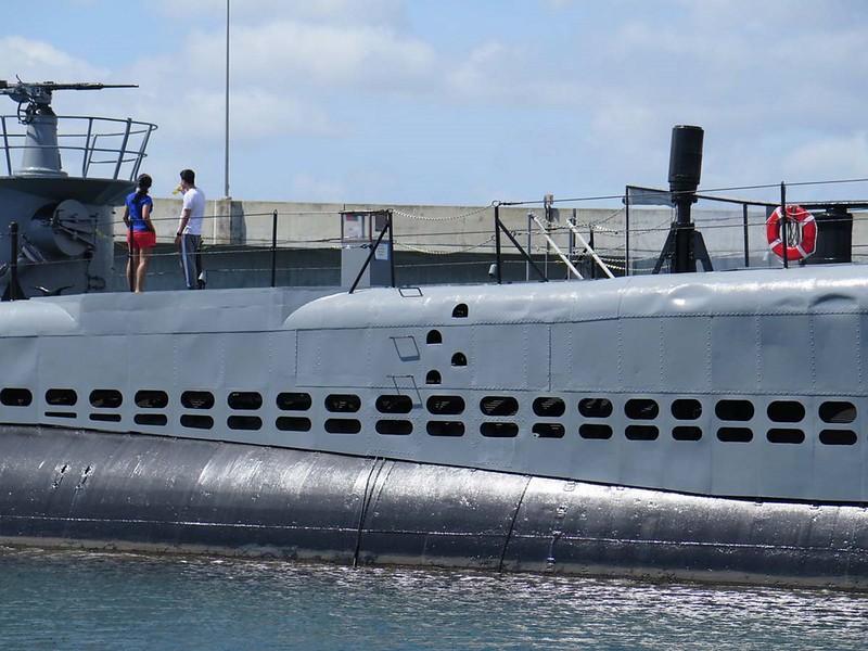 USS Bowfin SS-287 5