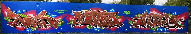 Graffiti Angers
