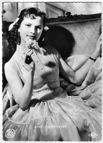 Angelika Meissner in Der erste Frühlingstag (1956)