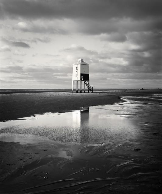 Burnham-on-Sea Lighthouse Portrait - revised º»