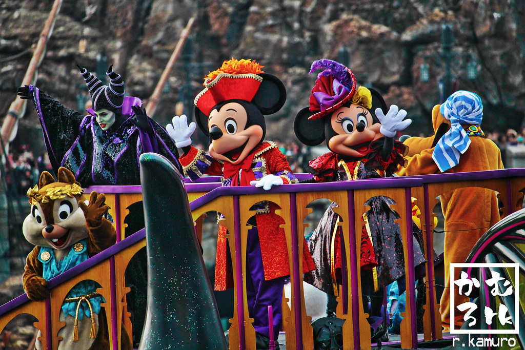 Halloween Disney Villains.Disney Villains Halloween Tokyo Disney Sea Japan Flickr