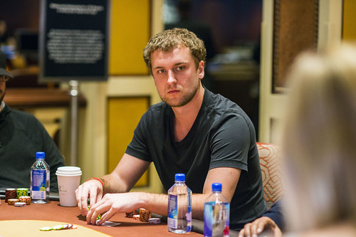 Ryan Riess | by World Poker Tour