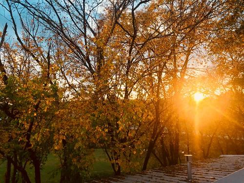 alabama buckcreek helenaalabama landscape autumn sunset