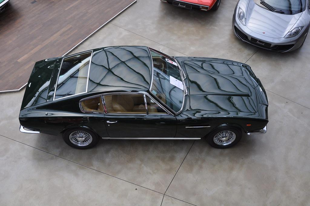 Aston Martin Dbs Vantage 4 0 Six I 1970 3995 Cm Straigh Flickr