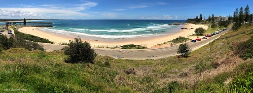 view townbeach townbeachportmacquarie portmacquarie nsw australianbeaches midnorthcoast beach northbrothermountain panorama appleiphone7plus iphone7plus appleiphone7pluspanorama iphone7pluspanorama iphonepanorama water sky beachlandscapes landscape grass sea sign road surf hastingsriver entrance breakwalls iphonephotography shotoniphone