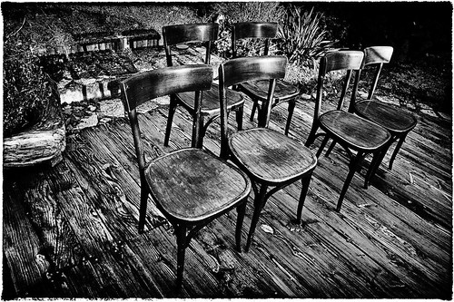 Six chaises | by mifranc91
