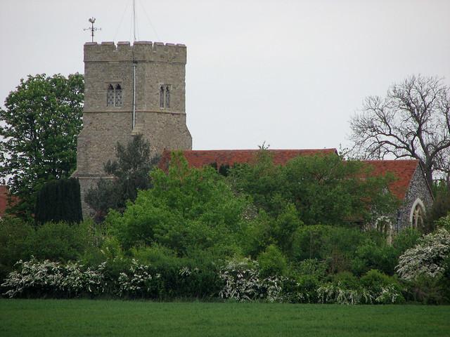 Goldhanger Church
