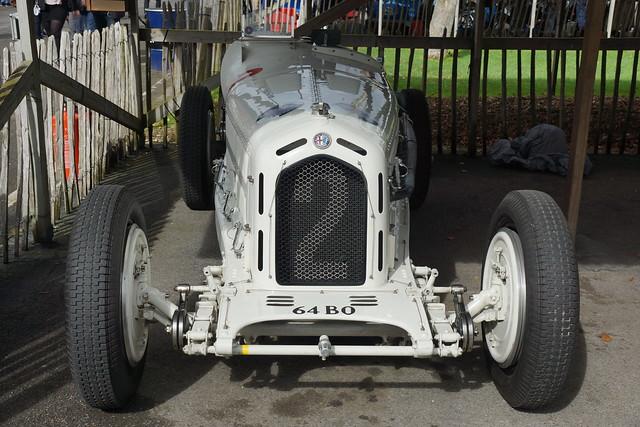 Alfa Romeo 8C 2300 Monza 1932, Varzi Trophy, 75th Members' Meeting, Goodwood