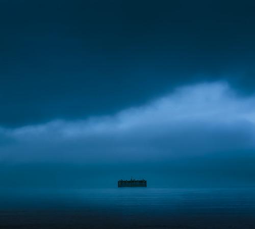 calshot england unitedkingdom gb blue sky clouds seascape slta77v still sonyslt anthonywhitesphotography