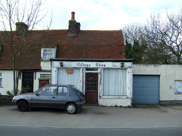 Steeple Village Stores (former)