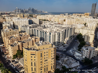 View From Shoumoukh Tower | by www.iCandy.pw