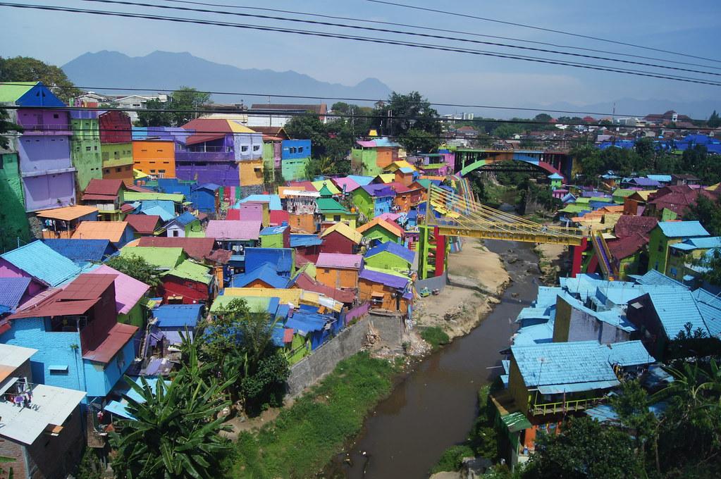 Colourful Malang