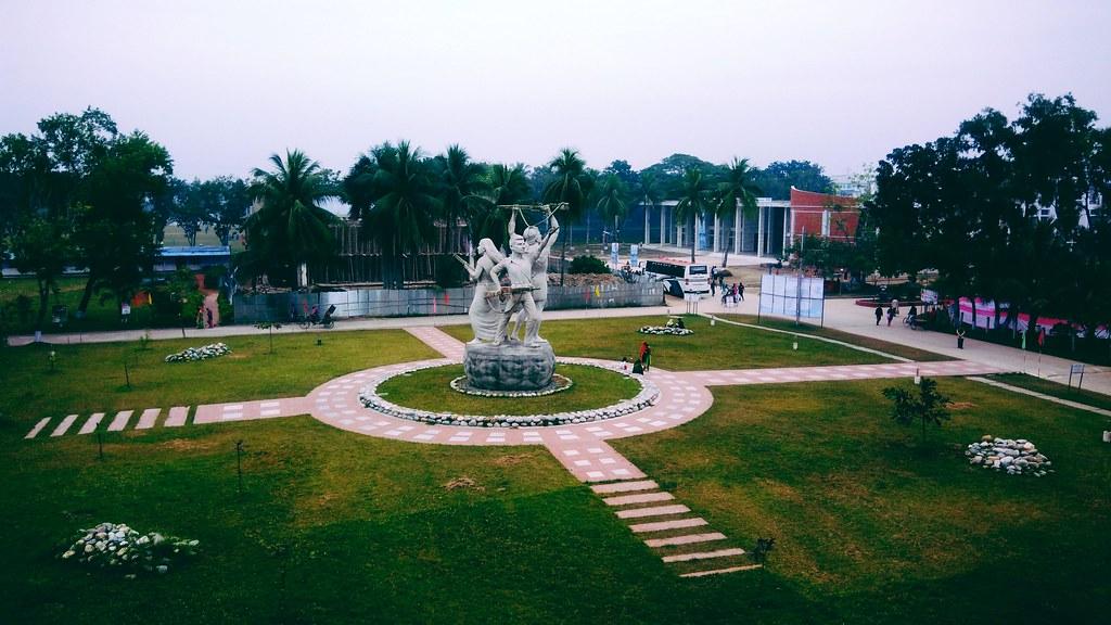 দুর্বার বাংলা। খুলনা প্রকৌশল ও প্রযুক্তি বিশ্ববিদ্যালয়, খুলনা।