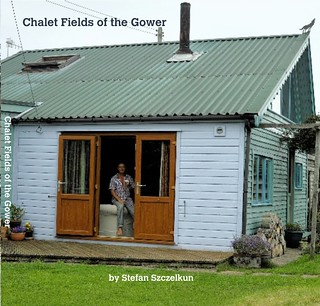 Chalet Fields book cover - my first photobook!