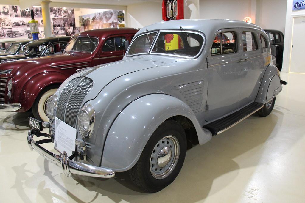 1934 Desoto Airflow Sedan