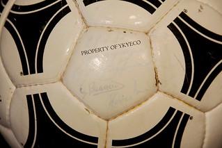 economico per lo sconto ultima collezione foto ufficiali TANGO RIVER PLATE DURLAST OFFICIAL ADIDAS MATCH USED BALL,… | Flickr